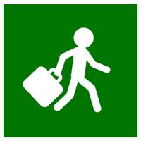 Leaving school icon 3